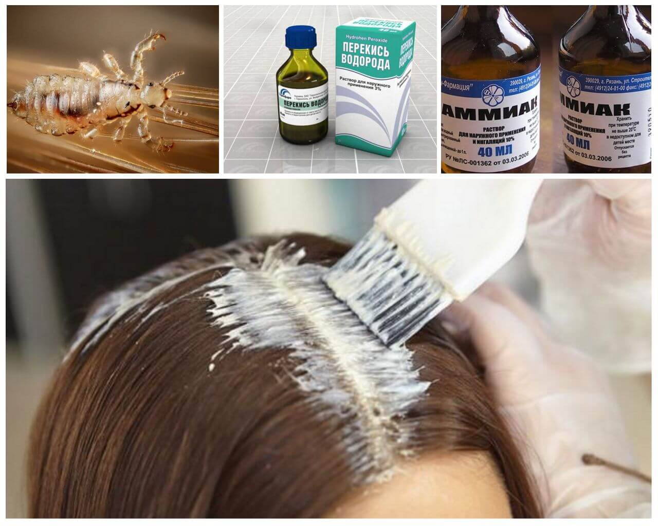 Как покрасить волосы с перекисью водорода в домашних условиях 466
