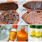 Ловушки и жидкие средства от прусаков