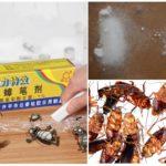 Мелки и порошок от тараканов