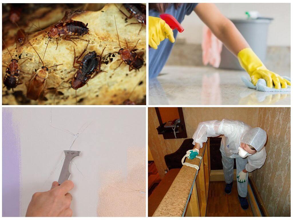 Подготовка к дезинфекции