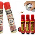 Применение дихлофоса от тараканов