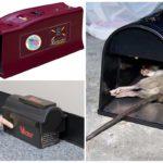 Крысоловки электрические
