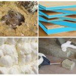 Утеплители которые грызуны не едят но строят там свои гнезда