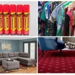 Обработка Дихлофосом одежды, мебели и ковров