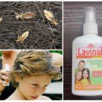 Спрей от паразитов Лавинал