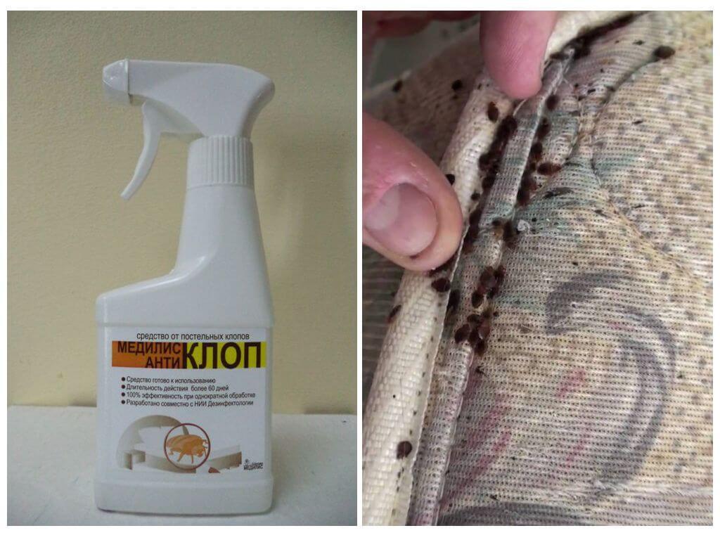 Медилис Антиклоп от насекомых