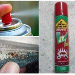 Дихлофос для борьбы с насекомыми
