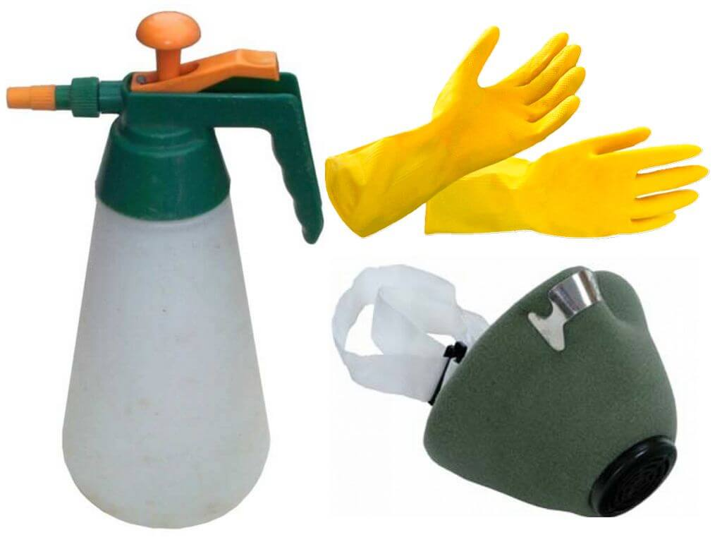 Меры предосторожности при проведении дезинфекции