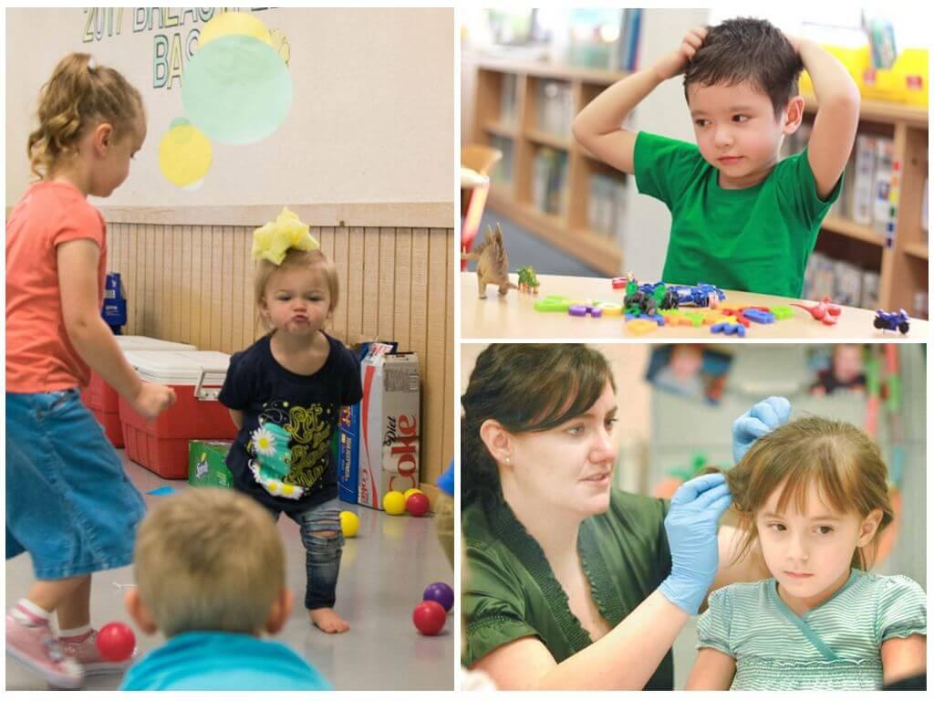 Педикулез в детском саду