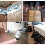 Подготовка к обработке квартиры
