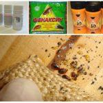 Химические препараты для борьбы с клопами