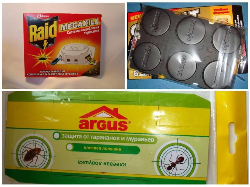 Готовые ловушки для муравьев