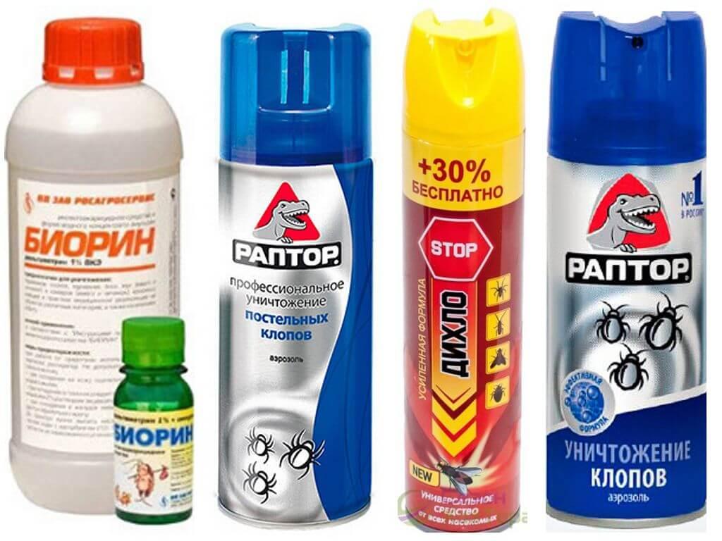 Средство защиты РАПТОР Аэрозоль от ползающих насекомых 350мл