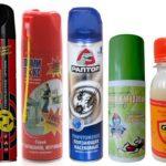 Аэрозольные препараты от муравьев