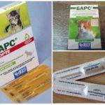Капли Барс для кошек и собак от блох и клещей
