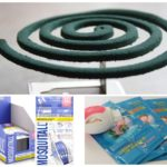 Спирали, пластины для борьбы с насекомыми