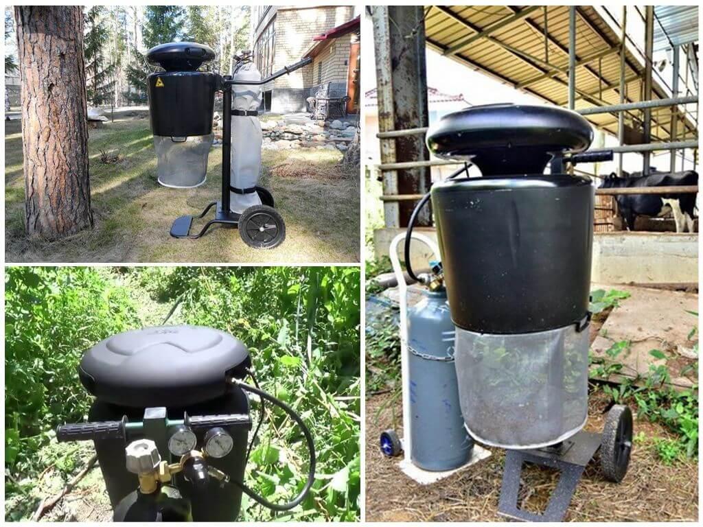 Уличная система защиты от комаров Aero