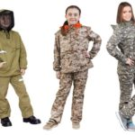 Детские защитные костюмы марки Таежный