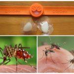Эффективность браслета против комаров