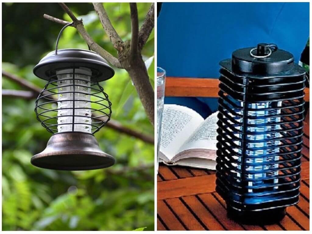 Лампы от комаров