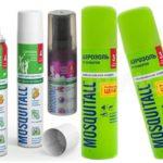 Средства Москитол от комаров