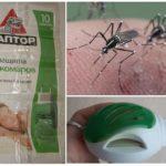 Пластины Раптор от комаров