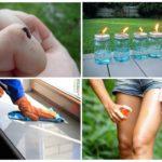 Применение эфирных масел от комаров