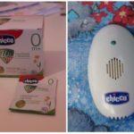 Продукция Chicco от комаров