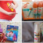 Репелленты при беременности