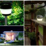 SITITEK Садовый-М в режиме ночной лампы