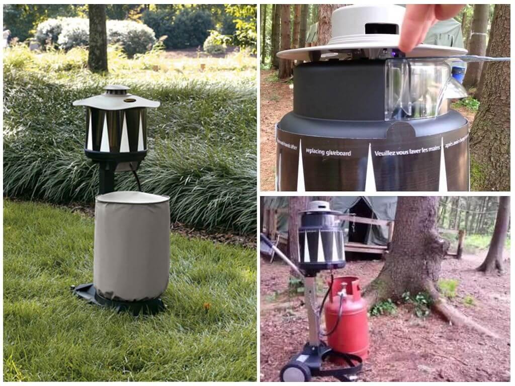 Оборудование для уничтожения насекомых SkeeterVac SV-3501-RU