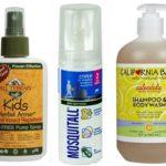 Спрей от комаров для детей