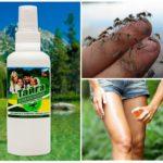 Спрей Тайга от комаров