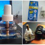 Жидкость Рейд для защиты от насекомых