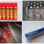 Химические препараты для борьбы с молью