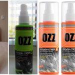 Лосьоны-спреи OZZ