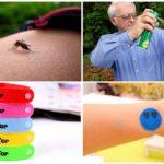 Репелленты от комаров