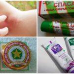 Препараты для лечения расчесов при аллергии