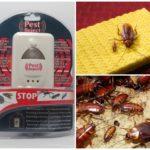 Средство Pest Reject от тараканов