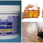 Химические препараты от мух