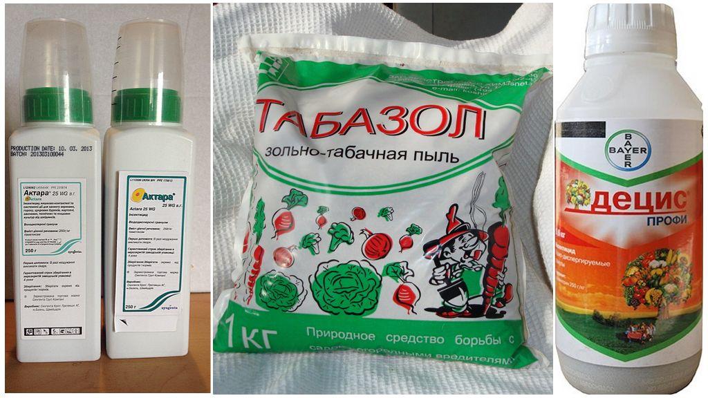 Химические препараты против мухи журчалки